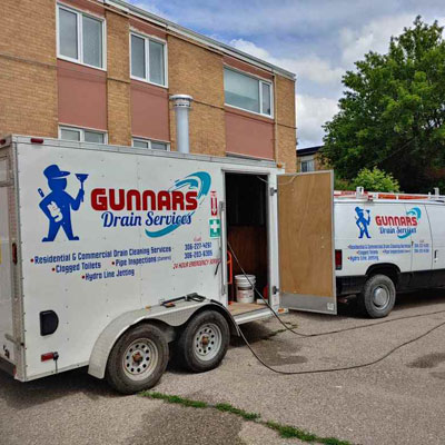 Gunnar's Van
